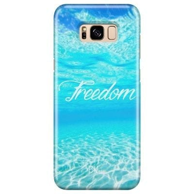 Freedom Case Samsung S8 Plus