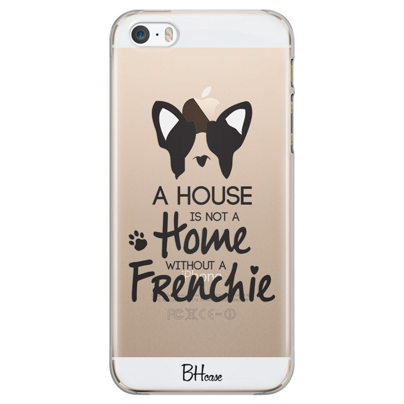 Frenchie Home Case iPhone SE/5S