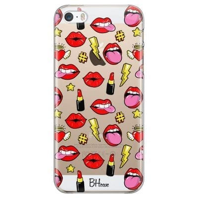 Girl Gang Case iPhone SE/5S
