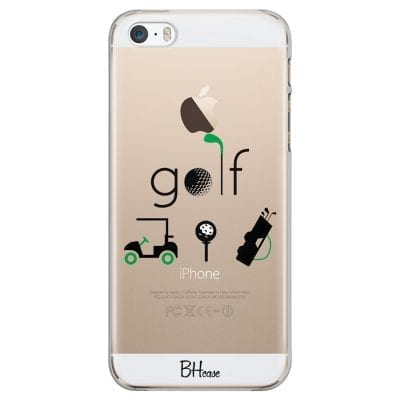 Golf Case iPhone SE/5S