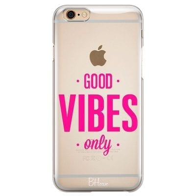 Good Vibes Only Case iPhone 6 Plus/6S Plus