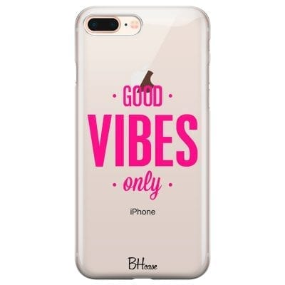 Good Vibes Only Case iPhone 7 Plus/8 Plus