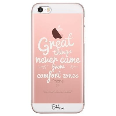Great Things Case iPhone SE/5S