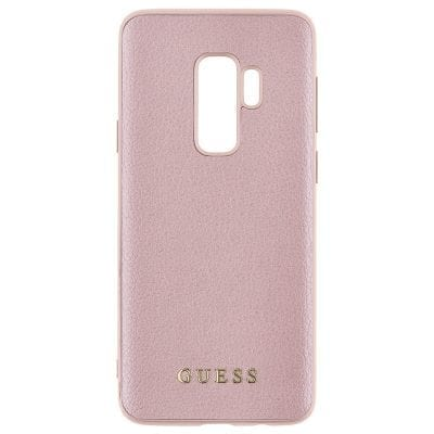 Guess Iridescent Rose Gold Case Samsung S9 Plus