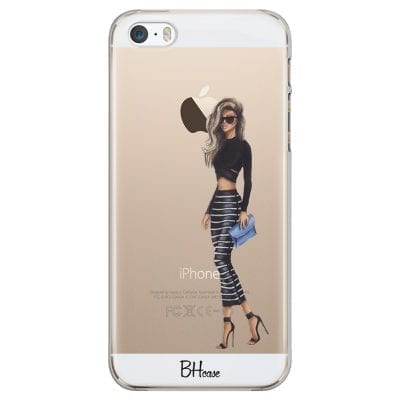 High Heels Woman Case iPhone SE/5S