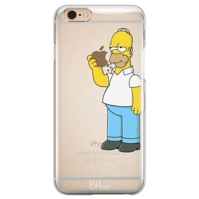 Homer Simpson Case iPhone 6/6S