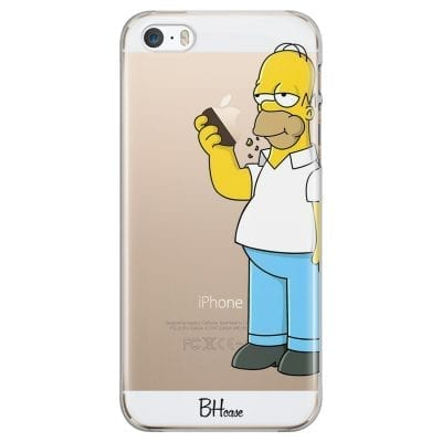 Homer Simpson Case iPhone SE/5S
