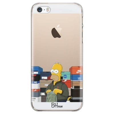 Hustler Homer Case iPhone SE/5S