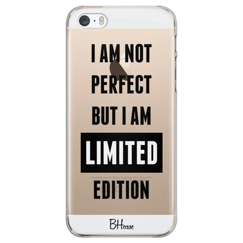 I Am Limited Edition Case iPhone SE/5S