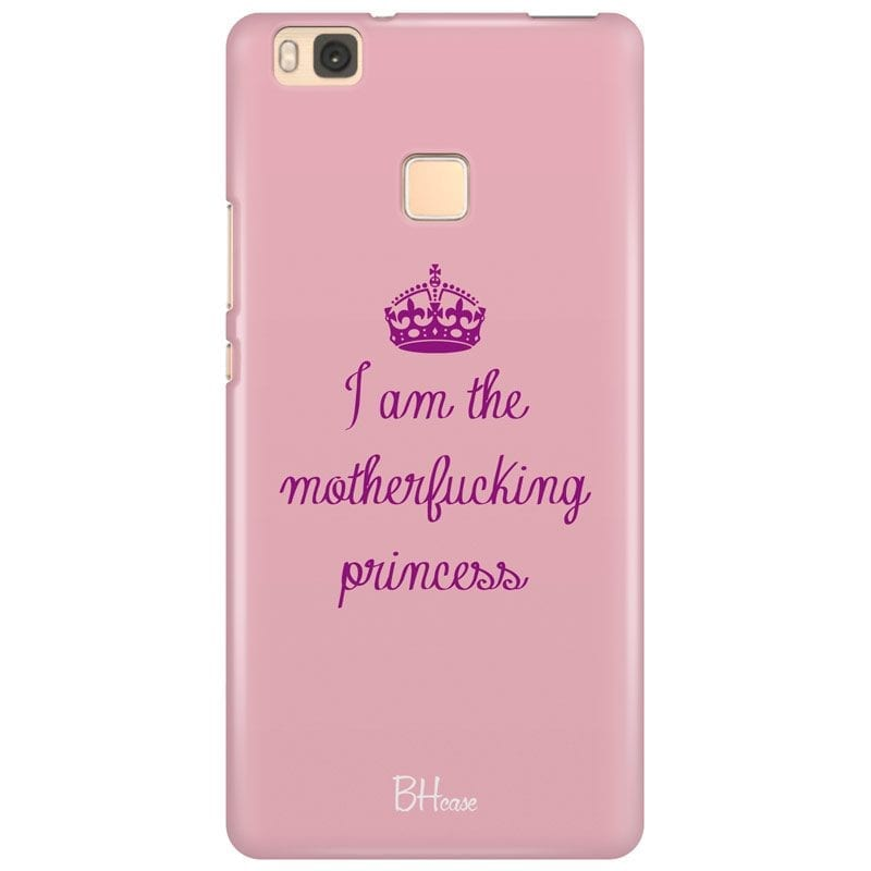 I Am Princess Case Huawei P9 Lite