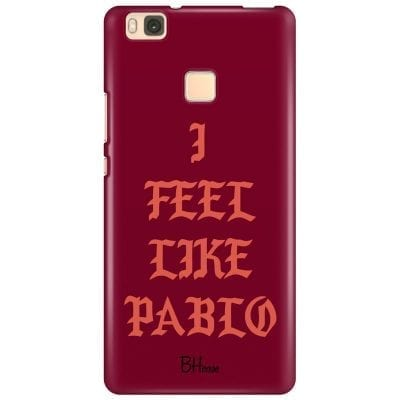 I Feel Like Pablo Case Huawei P9 Lite