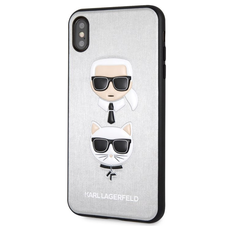 karl lagerfeld iphone xs max case