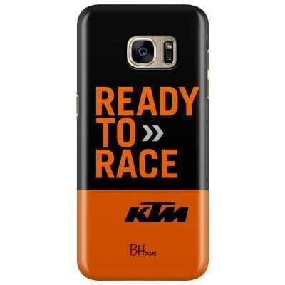KTM Ready To Race Case Samsung S7 Edge