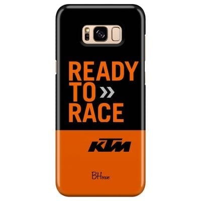 KTM Ready To Race Case Samsung S8 Plus