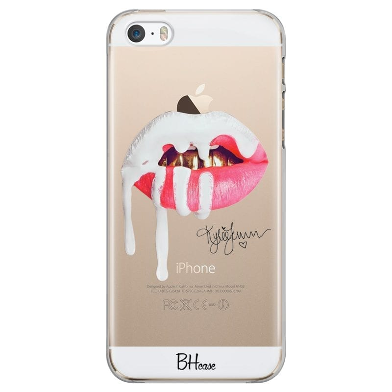 Kylie Jenner Lips Case iPhone SE/5S