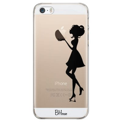 Lady Love Case iPhone SE/5S