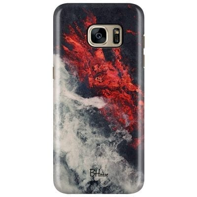 Lava Water Case Samsung S7 Edge