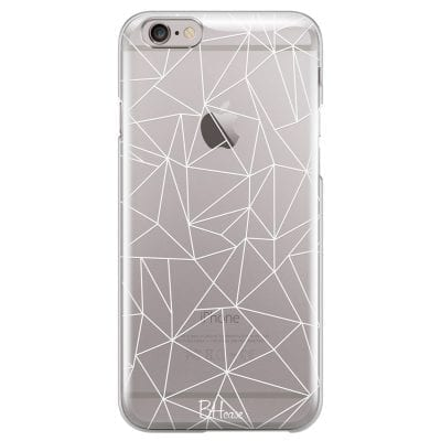 Lines White Net Case iPhone 6 Plus/6S Plus
