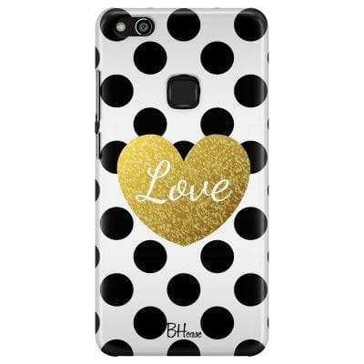 Love Dots Case Huawei P10 Lite