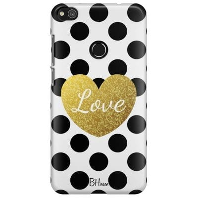 Love Dots Case Huawei P8 Lite