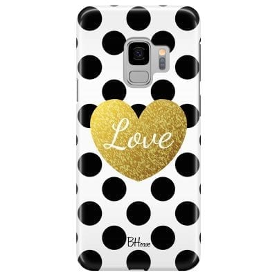 Love Dots Case Samsung S9