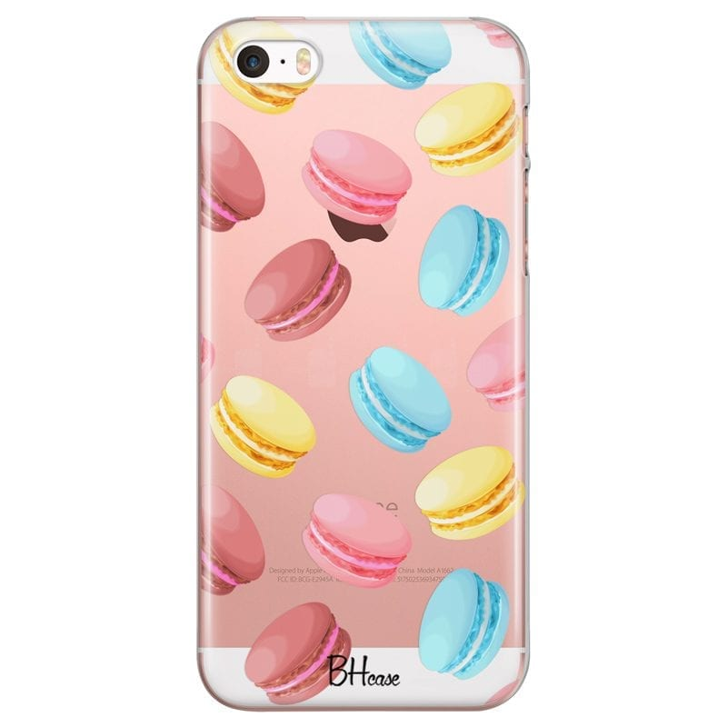 Macarons Case iPhone SE/5S