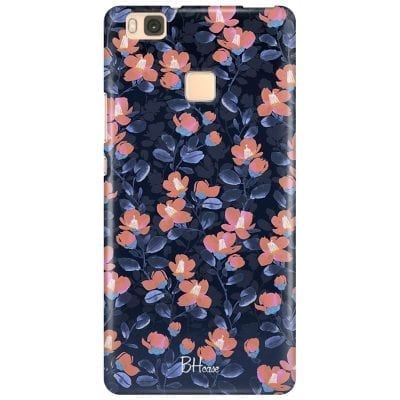 Midnight Floral Case Huawei P9 Lite