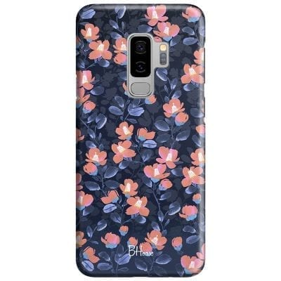 Midnight Floral Case Samsung S9 Plus