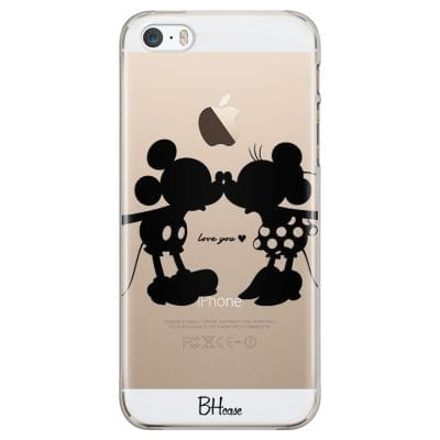 Minnie & Mickey Mouse Case iPhone SE/5S