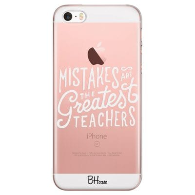 Mistakes Case iPhone SE/5S