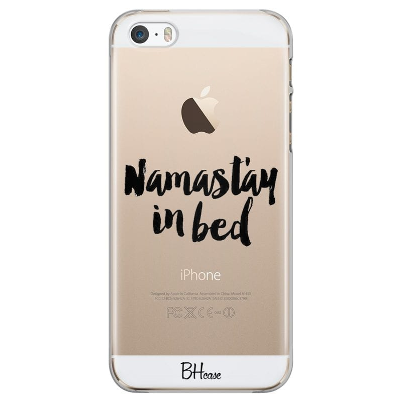 Namastay In Bed Case iPhone SE/5S