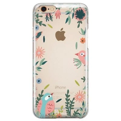 Nature Birds Case iPhone 6 Plus/6S Plus