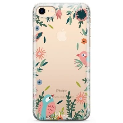 Nature Birds Case iPhone 7/8