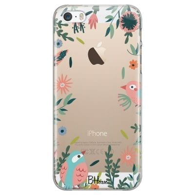 Nature Birds Case iPhone SE/5S