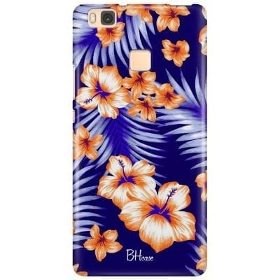 Night Floral Case Huawei P9 Lite