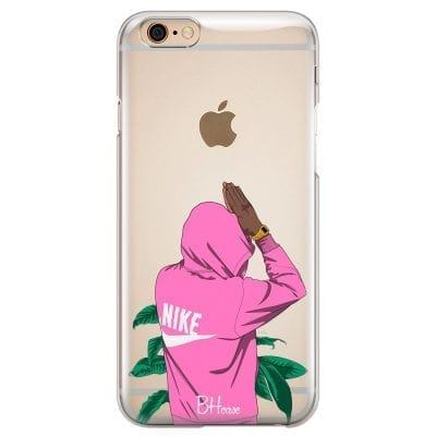 Nike Pink Boy Case iPhone 6/6S