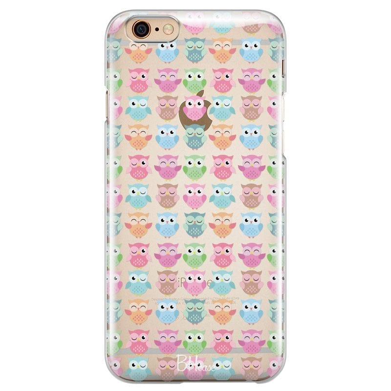 Owls Case iPhone 6/6S
