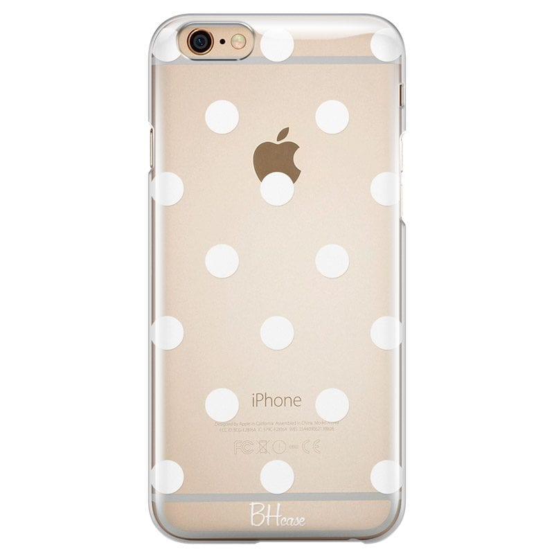 Polka Dots Case iPhone 6/6S