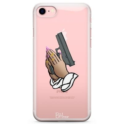 Pray Gun Case iPhone 7/8