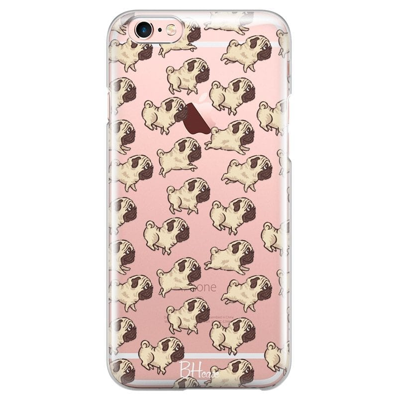 Pugs Case iPhone 6/6S