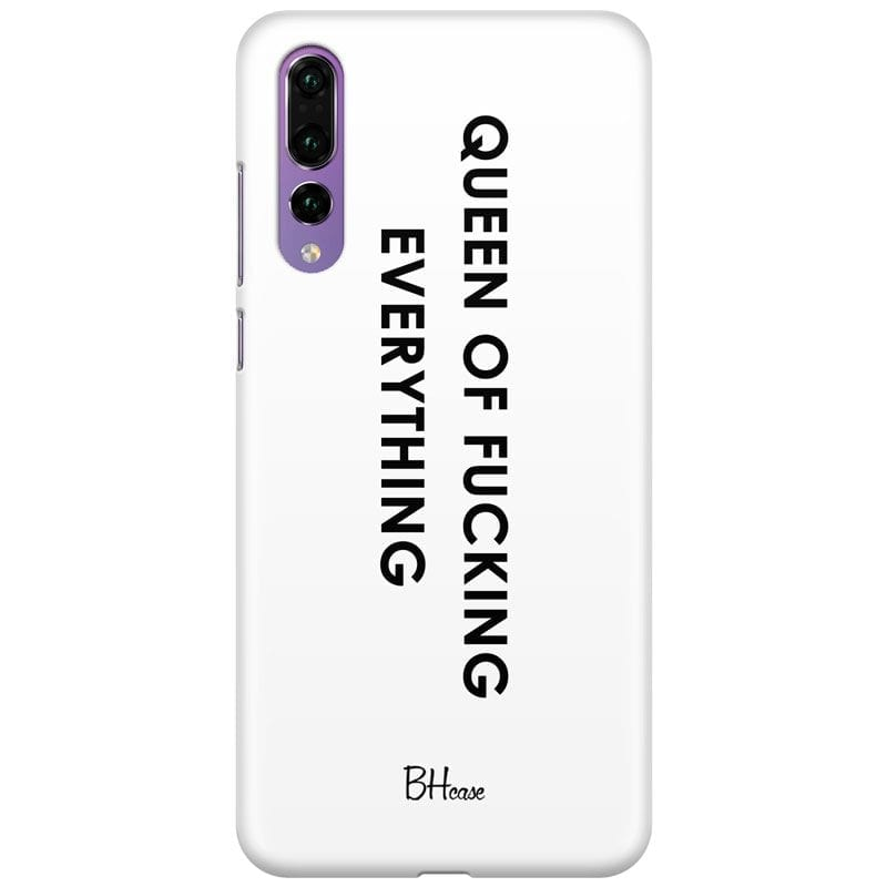 Queen Of Everything Case Huawei P20 Pro