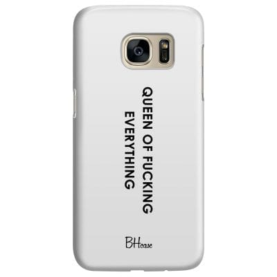 Queen Of Everything Case Samsung S7