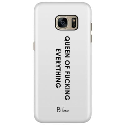 Queen Of Everything Case Samsung S7 Edge