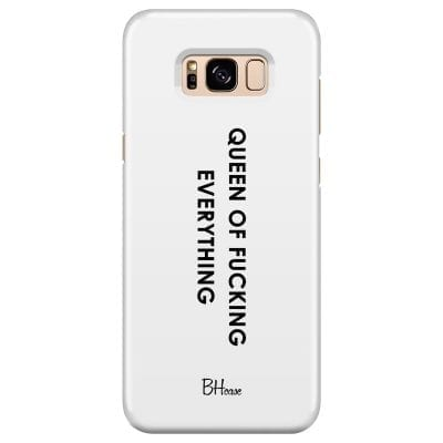 Queen Of Everything Case Samsung S8 Plus
