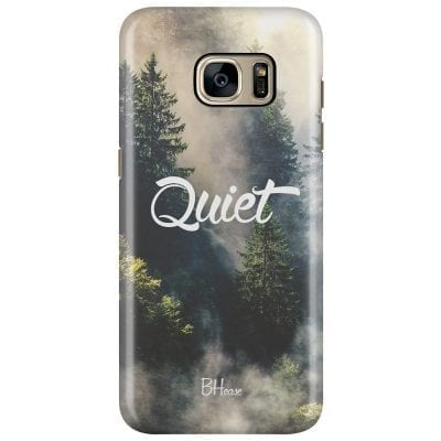 Quiet Case Samsung S7 Edge