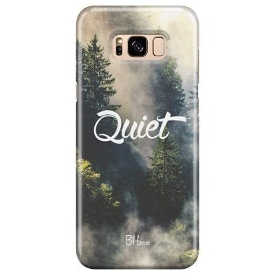 Quiet Case Samsung S8 Plus