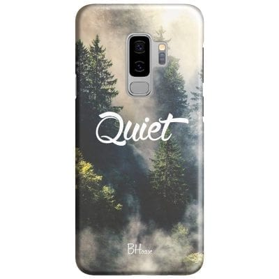Quiet Case Samsung S9 Plus
