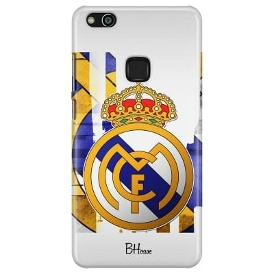 Real Madrid Logo Case Huawei P10 Lite