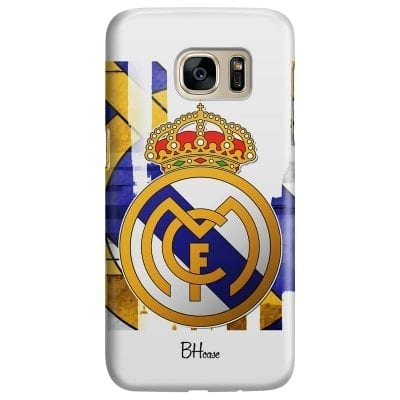 Real Madrid Logo Case Samsung S7