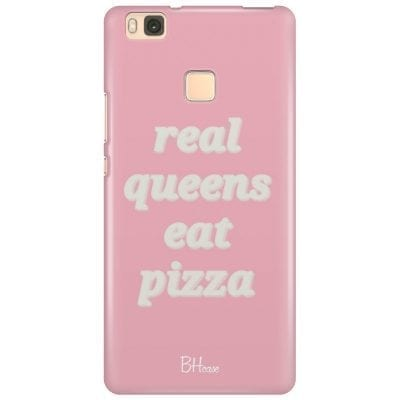 Real Queens Eat Pizza Case Huawei P9 Lite